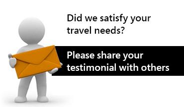 Share Testimonial